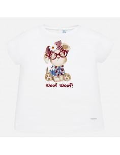 Koszulka k/r piesek