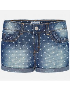 Szorty jeans wzory