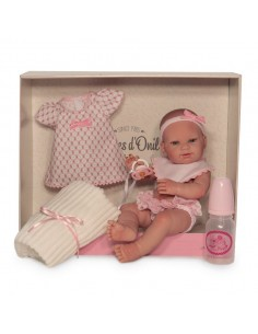 Lalka Nines Baby Recien...