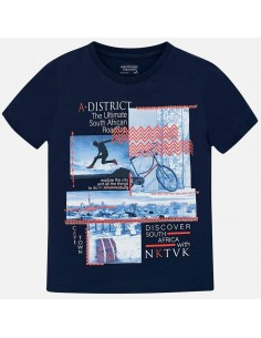 Koszulka k/r a-district
