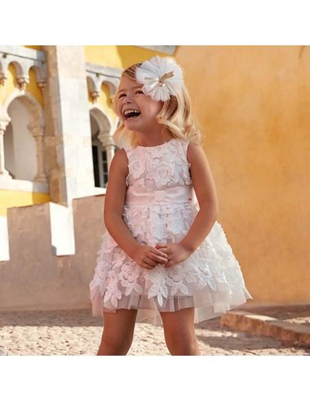 sukienka-z-tiulem-kwiaty-3d-