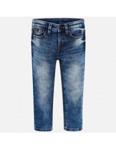 Spodnie soft denim