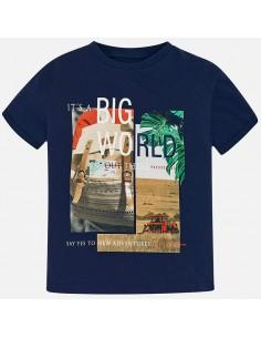 Koszulka k/r big world
