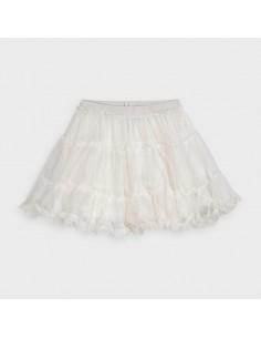Spódnica tiul glitter