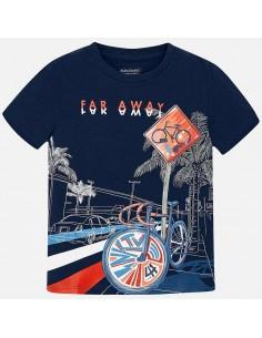 Koszulka k/r far away