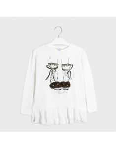 Koszulka d/r buty
