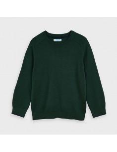 Sweter bawełniany basic