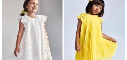 Sukienka z tiulem dla dziewczynki – jak ją stylizować i jak pielęgnować? Koniecznie sprawdź!