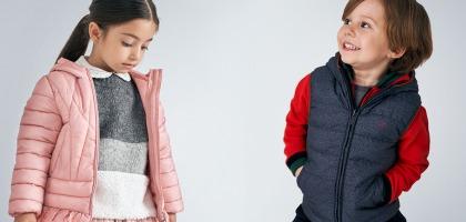 Dowiedz się, jak ubrać dziecko przy 8 stopniach na zewnątrz